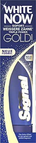 Signal Zahnpasta White Now Gold 75 ml 6er Pack(6 x 12.1 grams)