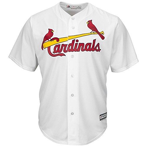 Majestic St. Louis Cardinals Cool Base MLB Trikot Home M (Mlb St Louis Cardinals)