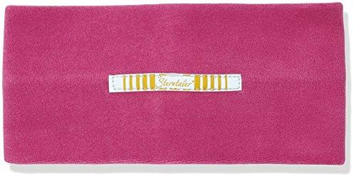 Sterntaler Stirnband, Bonnet Fille Rose - Rosa (dahlie 766)