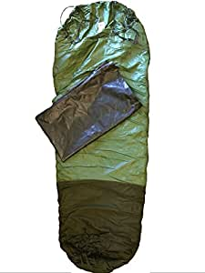 SWEDISH ARMY ISSUE MUMMY SLEEPING BAG