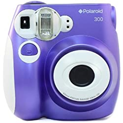 Polaroid PIC-300 - Appareil-photo avec film instantané VIOLET