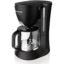 Taurus Verona 12 - Cafetera para 12 tazas, color negro