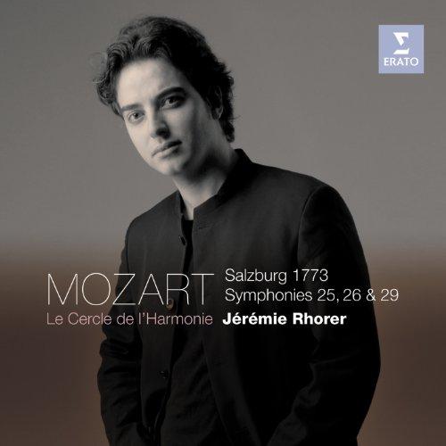 MOZART - Symphonies 25, 26 et 29