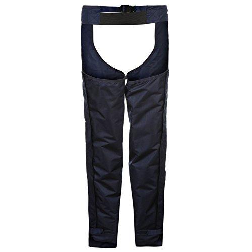 Requisite Damen Winter Chaps Reitchaps Leicht Wasserabweisend Reitsport Marineblau 12 (M)