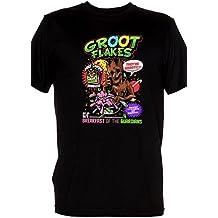 """Original Retro-Maglietta da donna, motivo """"Fiocchi di Groot Groot da G.o.t G."""