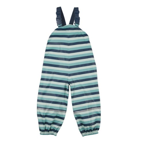 BORNINO Regenhose Baby-Regenhose Regenbekleidung, Größe 86/92, türkis