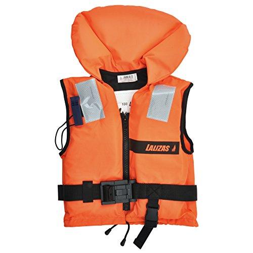 Lalizas Feststoff-Rettungsweste 100 N, CE ISO 12402-4-zertifiziert (1.2 Für Kinder - Gewicht 15-30 kg)