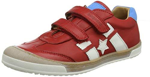 Bisgaard Unisex-Kinder 40343.119 Sneaker, Rot (Red 901), 33 EU