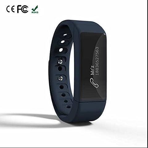 Bluetooth Smart armband Running GPS-Geräte kapazitiver Touch Screen,Sleep Health Tracking,Kalorien verbrannt Messung,24 Stunden Pulsmesser,mädchen smartwatch armband für Android Samsung,HTC,Sony,LG,Blackberry,Huawei