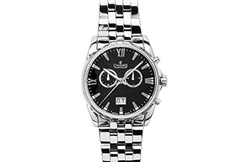Charmex Reloj los Hombres Geneva Cronógrafo 2671