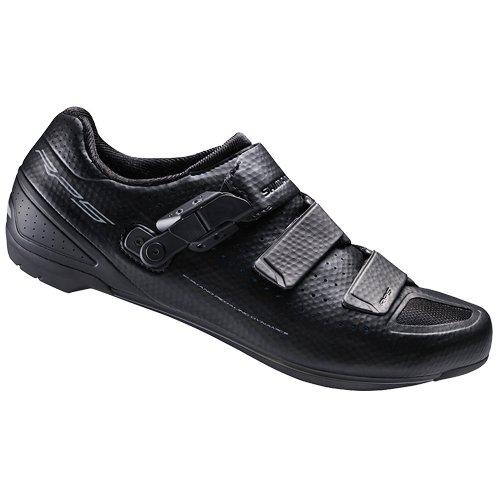 Shimano Chaussures de Course de vélo Adulte Chaussures SH Gr. 50rp5l SPD-SL bande Velcro/ratschenv, eshrp5ng500sl00 Noire