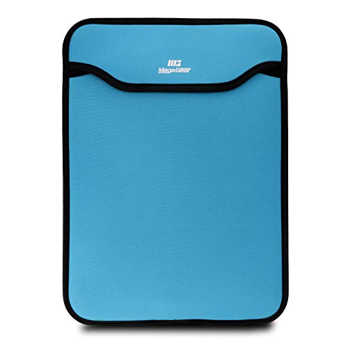 MegaGear MG1635 Ultra Light Neoprene Laptop Sleeve Case Compatible with MacBook Pro 13.3-inch - Blau Ultra Light Case