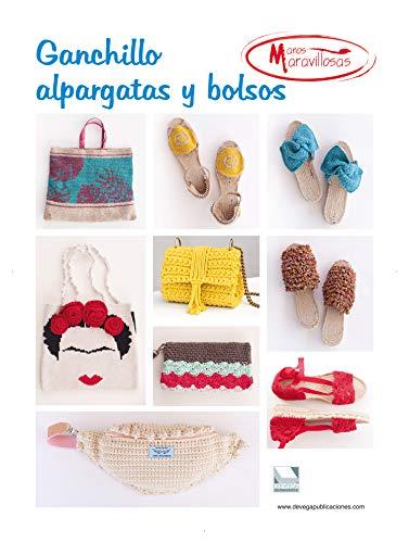 Ganchillo alpargatas y bolsos: Alpargatas y bolsos ManosMaravillosas