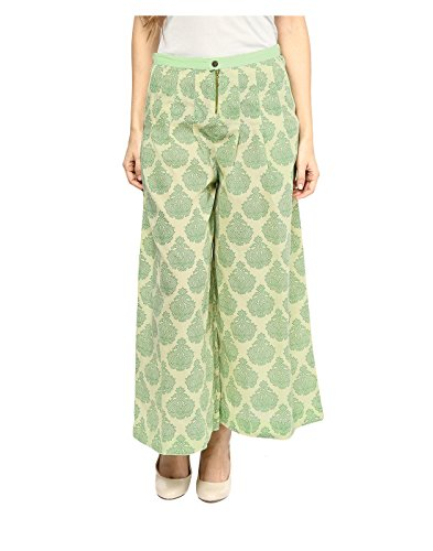 Yepme Zendra Printed Palazzos, Medium or Large Sizes