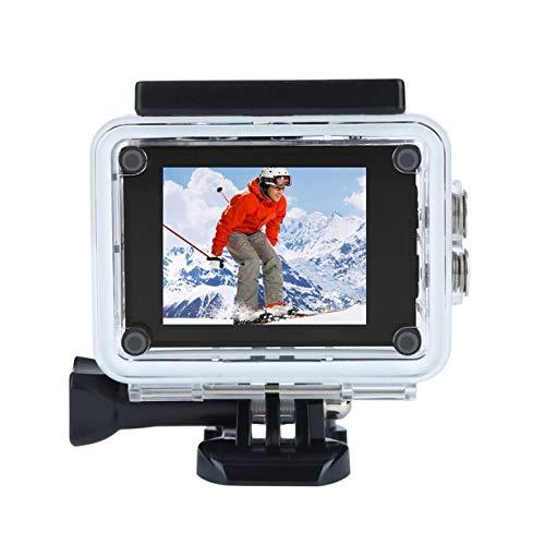 SJ5000 Action Kamera Sport Cam Full HD 1080 P 30 mt wasserdichte 2,0 Zoll LCD-Bildschirm Mini Sport DV Camcorder Mit Cam Zubehör (schwarz) DEjasnyfall