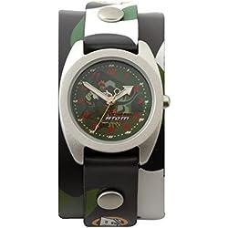 Action Man -Armbanduhr Quarz analog AM271
