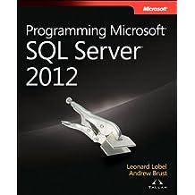 Programming Microsoft SQL Server 2012