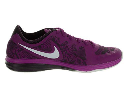 Nike Donna W  Dual Fusion TR  3 Print Sneaker Purple