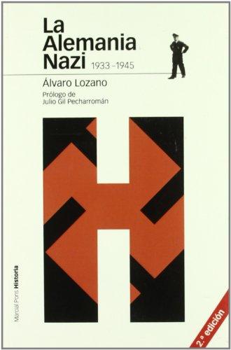 Descargar Libro La Alemania Nazi (Estudios Maior) de Álvaro Lozano Cutanda