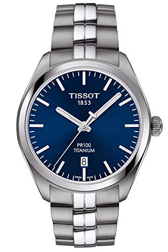 Tissot Herrenuhr PR 100 Titan T101.410.44.041.00