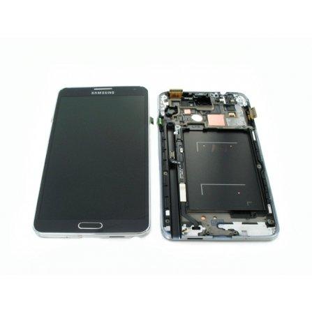 Original Samsung Galaxy Note 3 LTE N9005 Note3 LCD Display Touchscreen schwarz black GH97-15209A