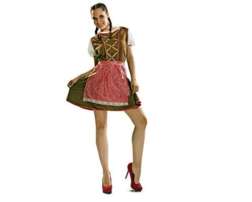 Imagen de my other me  disfraz de tirolesa para mujer, m l viving costumes 201109