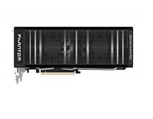 Gainward NVIDIA GeForce GTX 680 Phantom-Grafikkarte (PCI-e, 4GB, GDDR5 Speicher, HDMI, 2x DVI)