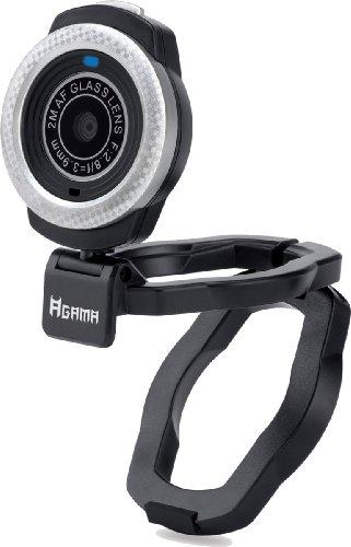 Agama V-2050AF Webcam Haute définition 2 m de Pixels