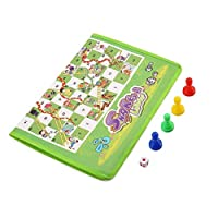 Leoboone Parent-child game non-woven carpet chess snake&ladders enjoy family fun