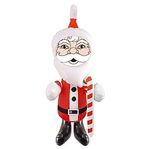German Trendseller Weihnachtsmann Aufblasbar ┃ Weihnachten ┃ Dekoration ┃ Santa Claus ┃ NEU