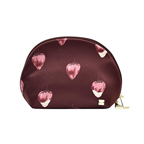 Reisekosmetiktasche wasserdichte Kosmetiktasche Clutch Bag@Schokolade -