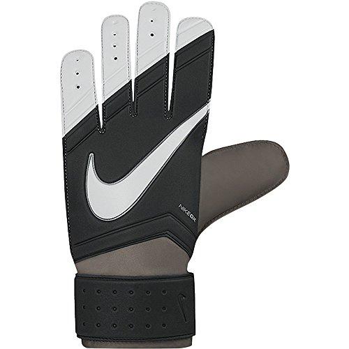 Nike Herren Football Handschuhe GK Match, Black/White (Black/Black/White)