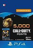 5 000 Points Call of Duty : Black Ops 4 - 5000 Points DLC   Code Jeu PS4/PS3 - Compte français