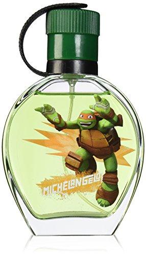 Marmol & Son Teenage Mutant Ninja Turtles EDT Spray, Michelangelo, 3.4 Ounce by Marmol & Son