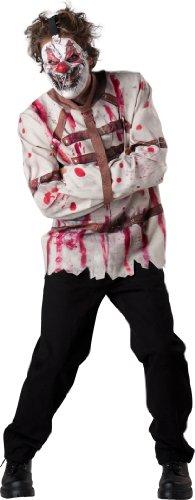 Psycho Circus Kostüm - InCharacter Circus Psycho Adult Mens Costume