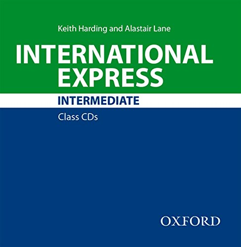 International Express: Int express int: cl. Con CD