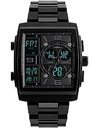 Skmei Fashion Creative Designer Chronograph Multifunction Sport Casual Business Watch