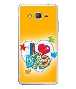 FUSON Designer Back Case Cover for Samsung Galaxy On7 Pro :: Samsung Galaxy On 7 Pro (2015) (Family Friends Happiness Together Sister )
