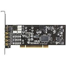 Asus Xonar D1 Tarjeta de sonido interna PCI 7.1, Digital Out, Amplificador de auriculares, Dolby, Eax, 192kHz 24bit