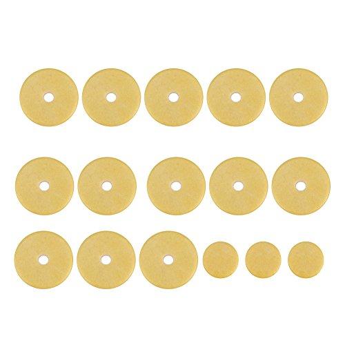 Set de 16 accesorios de repuestos para flauta de la marca Dilwe