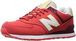 new balance rojas 574