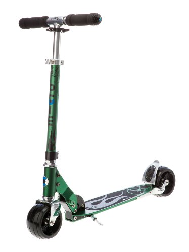 Micro Rocket Scooter Greentribal