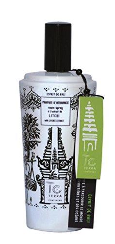 TERRA CONTINENS Parfum d'ambiance esprit de Bali 100 ml