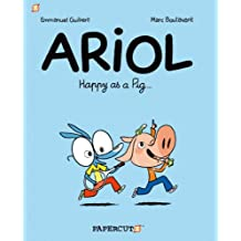 Ariol #3: Happy as a Pig... (Ariol Graphic Novels)