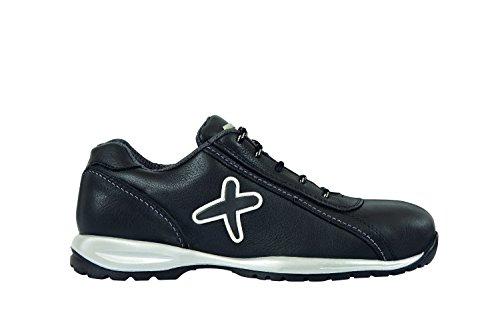 Exena 1100078013434 - Assen - scarpe di protezione del lavoro, dimensione 43, grigio grigio