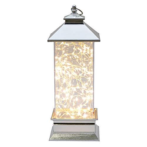 Kreative Wind Lampe, Home Classic Nachttischlampe, Baby Wunsch Nachtlicht, Schlafzimmer, Wohnzimmer, Bad, Küche, Outdoor USB/Batterie Dual Power-Modus -