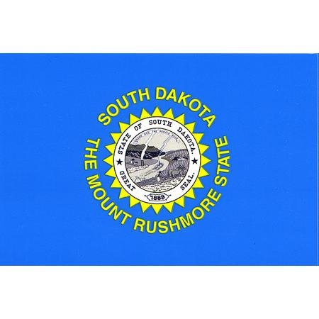South Dakota State Flag - 3.5