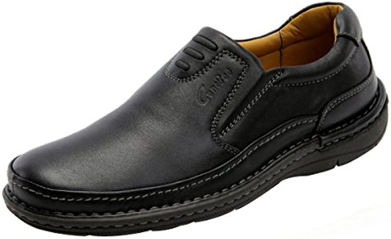 Männer Geschäft Leder ärmel Lässig Schuhe  Billig und erschwinglich Im Verkauf