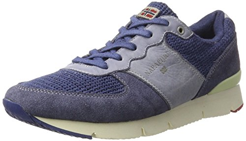 Napapijri Footwear Damen Marit Sneakers, Blau (surf Blue), 36 EU