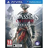 Assasins Creed III: Liberation (PS Vita)